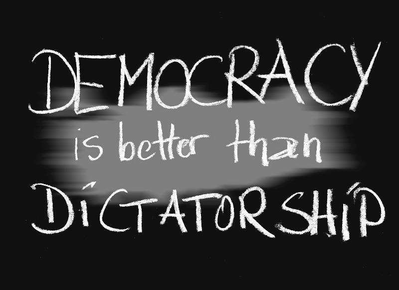 Що таке демократія простими словами