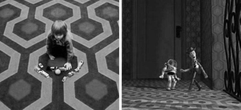 Пасхалка в історії іграшок