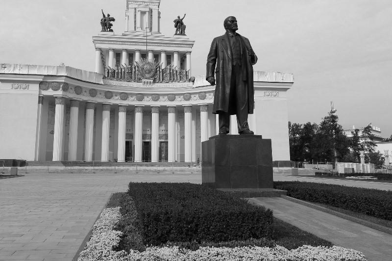 Роль Леніна у будівництві комунізму