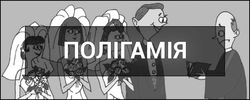 Що таке Полігамія - це