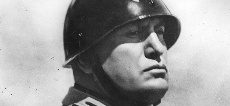 Хто придумав фашизм