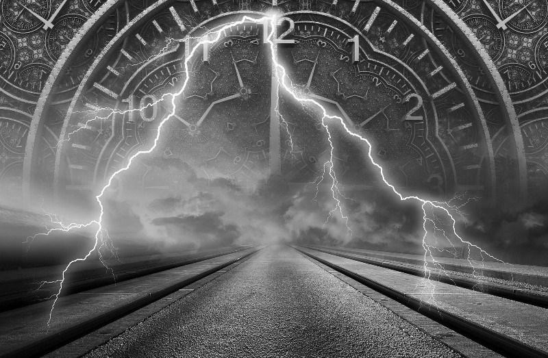 Що таке Часовий парадокс