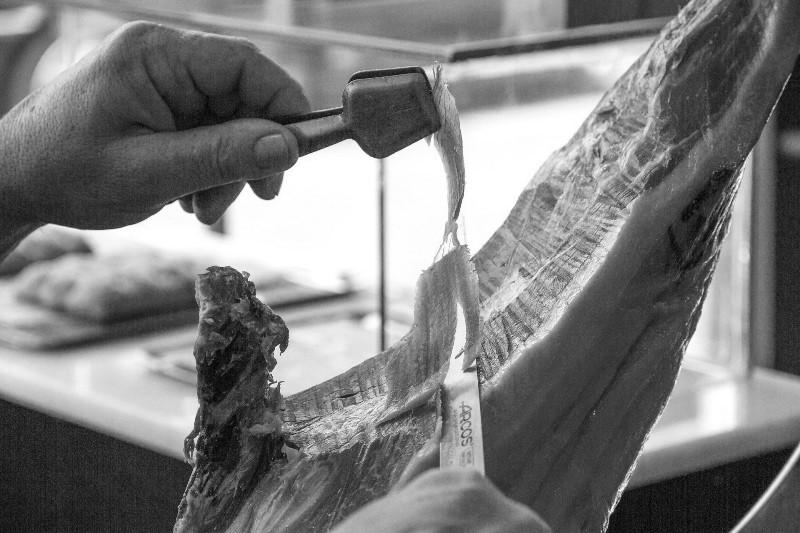 З чим їдять хамон