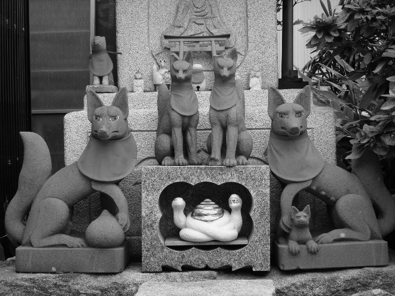 Боги Синтоїзма