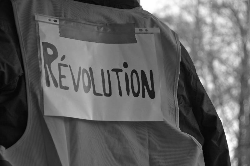 Революція - це