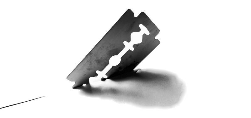 Приклади використання бритви Генлона