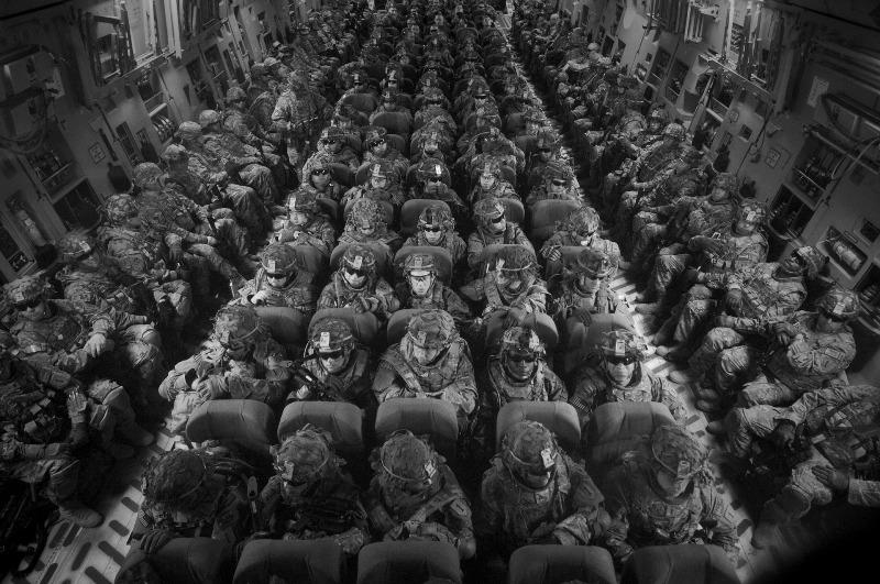 Що означае термін ротація військових
