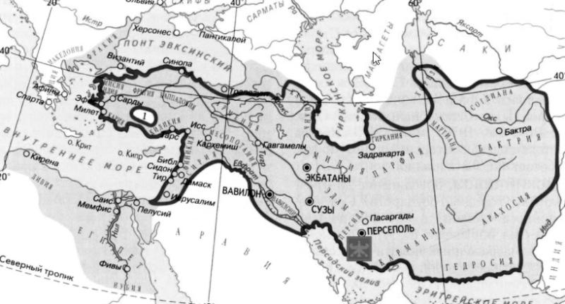 Приклади імперій