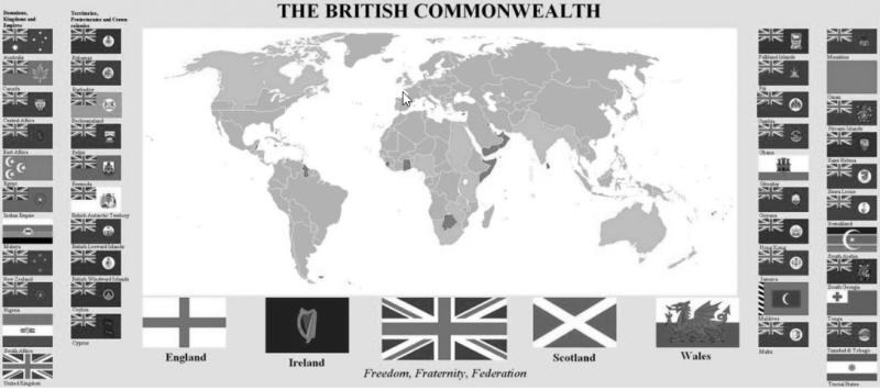 Найбільші імперії у світі